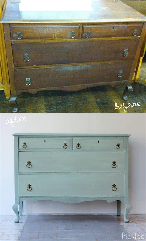 chalk paint ky keyhole dresser before after picklee