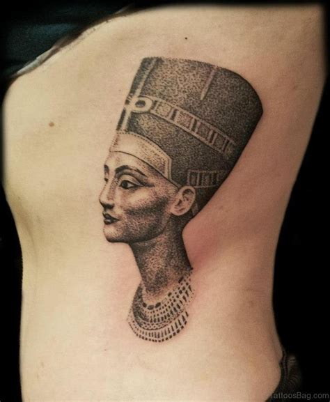 21 mind blowing egyptian tattoos on rib