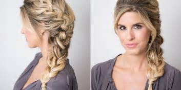 best way to braid hair for a sew in nauka robienia warkocza dobieranego francuskiego 2017