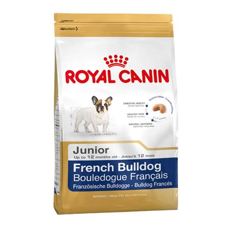 royal canin bulldog puppy food royal canin bulldog junior food 3kg feedem