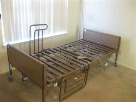 used invacare bariatric bed home care bed for sale