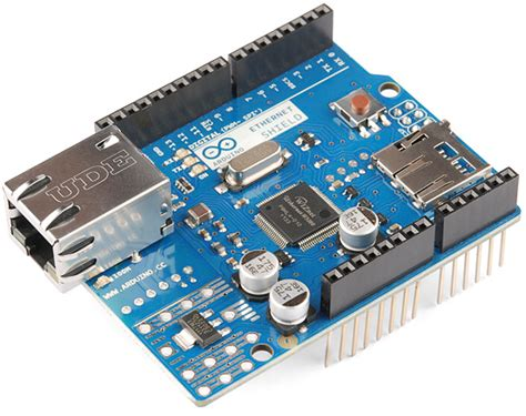 tutorial arduino wifi shield arduino shields learn sparkfun com