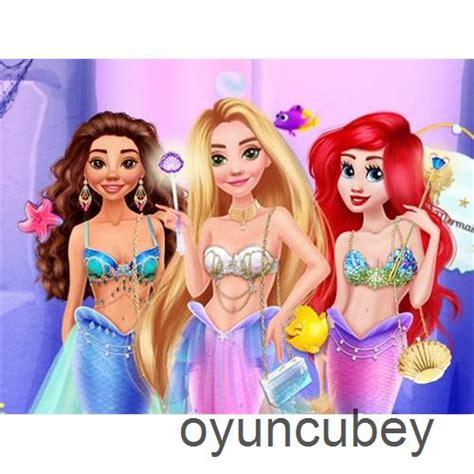 prensesler underwater macerasi oyunu bedava giysi