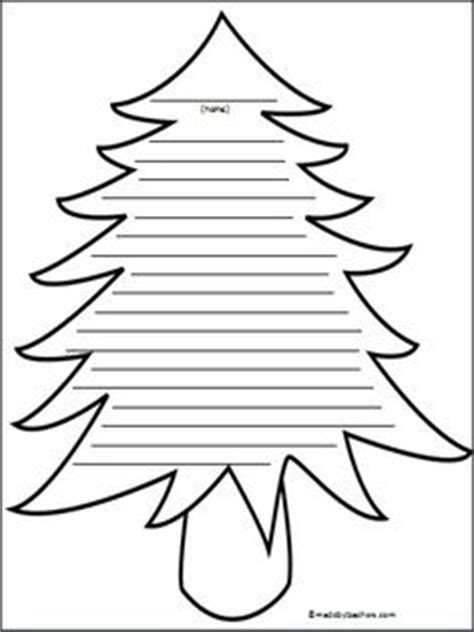 card sized paper christmas tree template paper christmas
