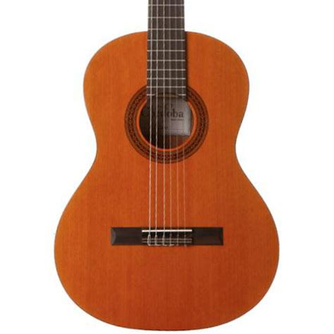 cordoba cadete 3 4 size acoustic string classical guitar