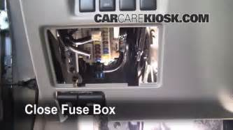 interior fuse box location 2011 2016 nissan quest 2011 nissan quest sl 3 5l v6