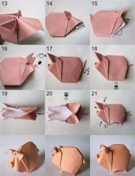 tutorial origami jerapah berbagai jenis origami binatang kerajinan tangan lipat