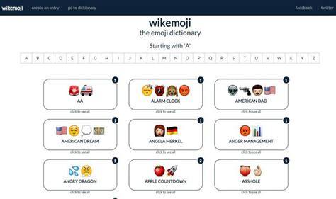 imagenes con frases y emojis wikemoji diccionario y creador de frases a partir de emojis