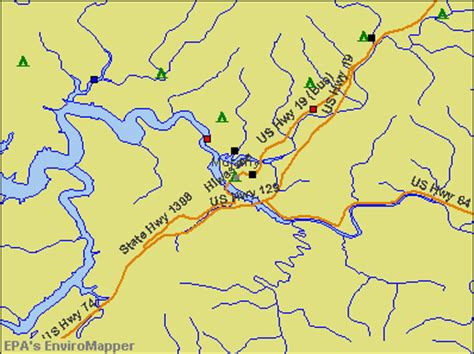 map of murphy carolina murphy carolina map map
