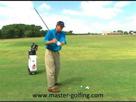 starting the golf swing starting the down swing golf tip youtube