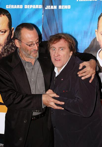 gerard depardieu i jean reno jean reno in jean reno hospitalized zimbio
