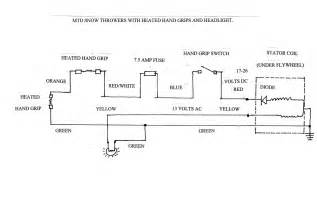 craftsman snow blower wiring diagram craftsman uncategorized free wiring diagrams