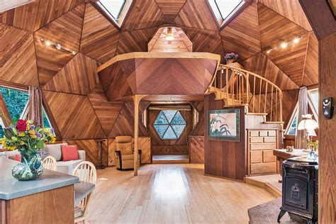 dome home interior design 2018 guerneville geodesic dome home asks 475k curbed sf
