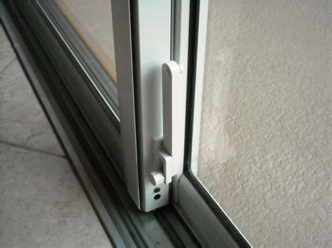 sliding glass door lock ideas for install sliding glass door lock all design