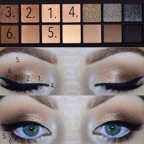 double exposure makeup tutorial smashbox full exposure palette makeup tutorial mugeek