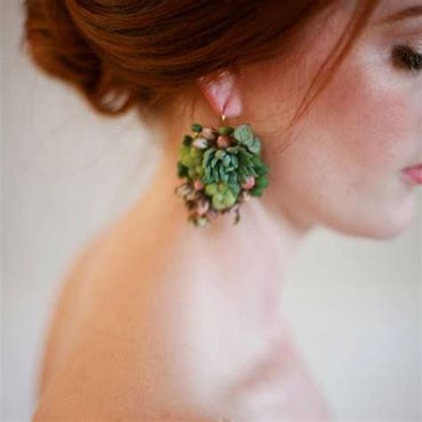 Growing Jewelry Eco Friendly Or Pointless by Living Plant Jewellery Is The Eco Friendly
