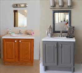 Best Paint For Bathroom Vanity by Best 25 Painting Bathroom Vanities Ideas On