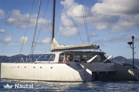 catamaran charter rhode island katamaran chartern custom gunboat 62 im newport rhode