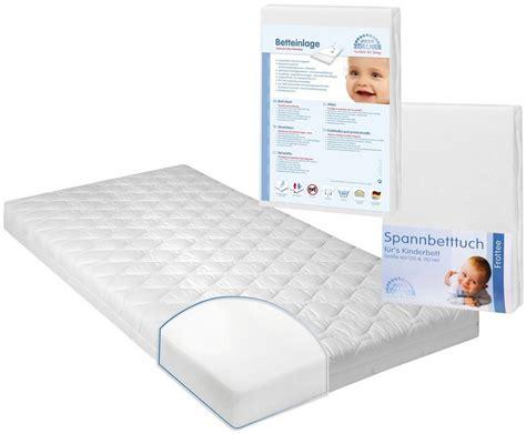 auflage matratze set matratze f 252 r babys kleinkinder auflage
