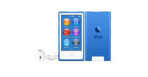 apple ipod ipod nano bleu apple fr