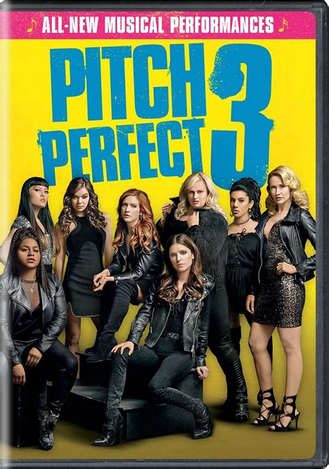 pitch perfect 3 dvd release date march 20 2018