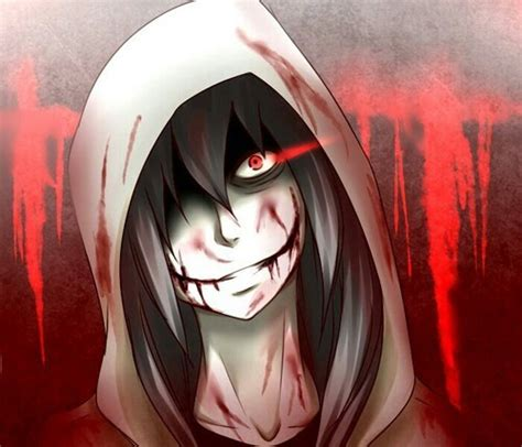 Anime Jeff The Killer by Instagram Recoverscars Image 2559619 By Ksenia L On