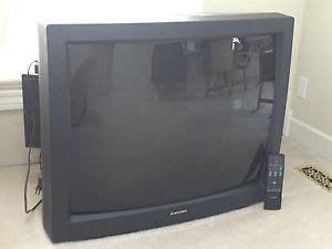 How To Program A Mitsubishi Tv Mitsubishi 40 Quot Tv Television Ebay