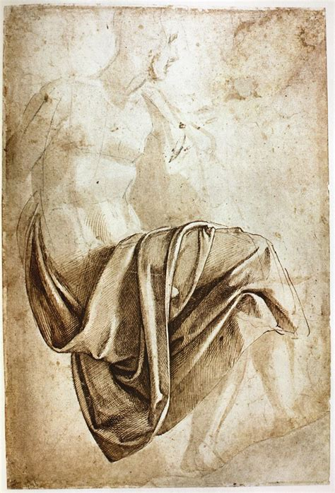 The Classical Pulse Michelangelo Drapery Studies