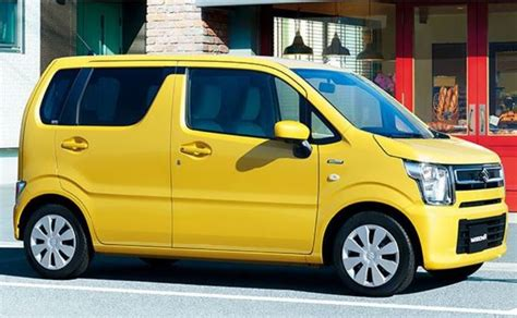 What Does Suzuki In Japanese New Generation Suzuki Wagonr And Stingray Unveiled In