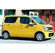 New Generation Suzuki WagonR And Stingray Unveiled In