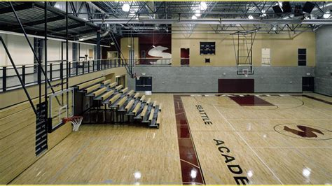 Seattle Academy Gymnasium   Swenson Say Fagét