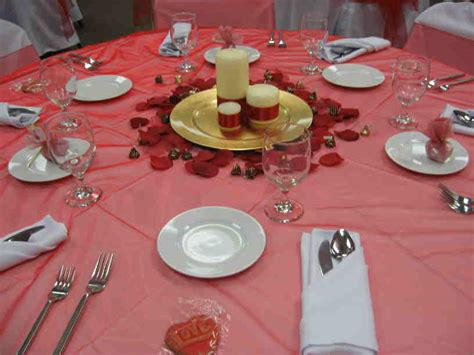 valentine table decorations valentine table decorations