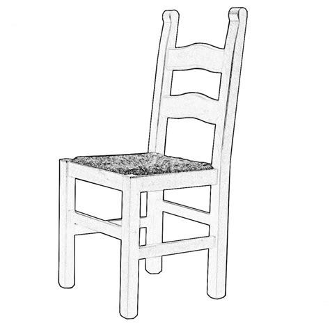 sedie grezze legno sedia legno grezzo rusticona sedie grezze da verniciare