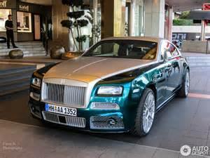 Custom Car Covers South Africa Rolls Royce Mansory Wraith 4 June 2014 Autogespot