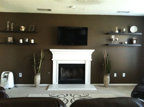 Brown Living Room Walls decorating living room with brown walls room decorating