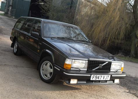 turbo volvo 1985 volvo 740 turbo specifications information data