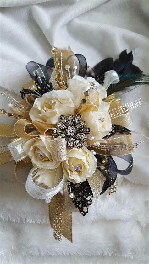 prom flowers black prom corsage www imgkid the image kid has it