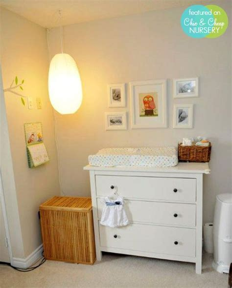 Small Changing Table Pad Ikea Small Hemnes Dresser With Changing Pad On Top Exactely What I Plan On Doing Children S