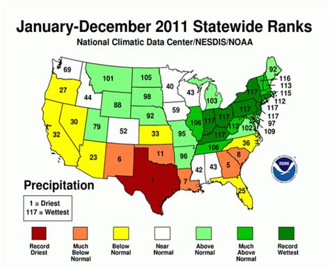 texas annual rainfall map texas and the terrible horrible no bad year stateimpact texas