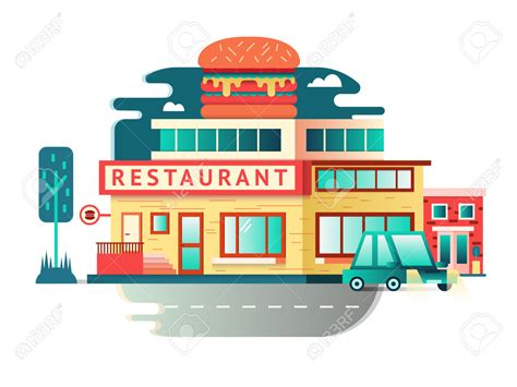 clipart ristorante design clipart restaurant pencil and in color design