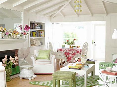 At The Cottage Decorating With - decoration house interior decorating cottage style