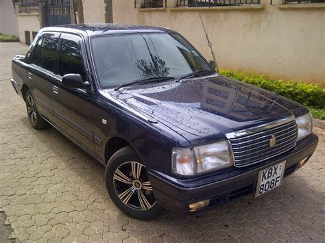 nairobimail toyota crown 2006 royal deluxe 2000cc vvti fully loaded