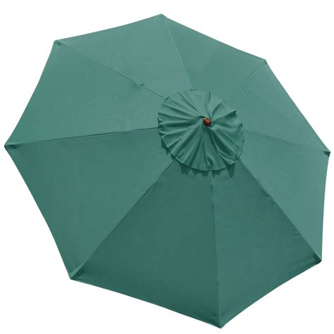 8'/9'/10'/13' Umbrella Replacement Canopy 8 Rib Outdoor
