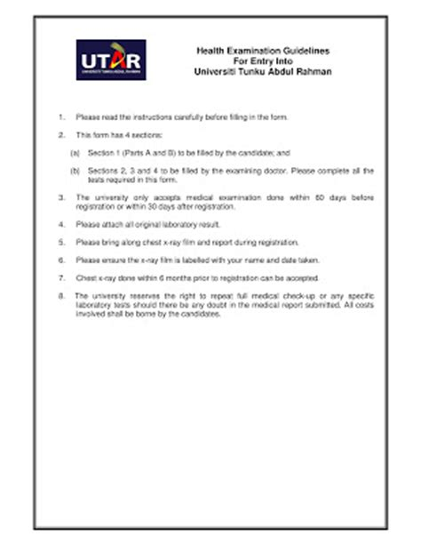 Utar Withdrawal Letter Utar Part Time Mba Study Diary Letter Of Offer And 1st Student Bill