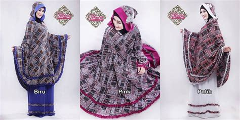 Gifty By Maura Nyaman Dipakai busana muslim koleksi terbaru