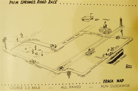 palm track race results palm springs list of races racing sports cars