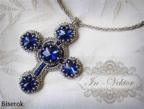 Handmade Jewelry Classes - master class quot cross quot free beading diy