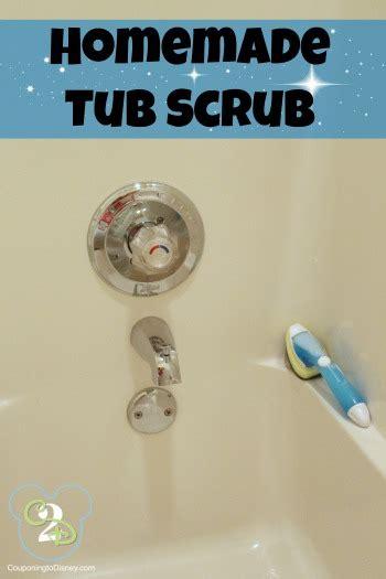 homemade bathtub scrub homemade tub scrub