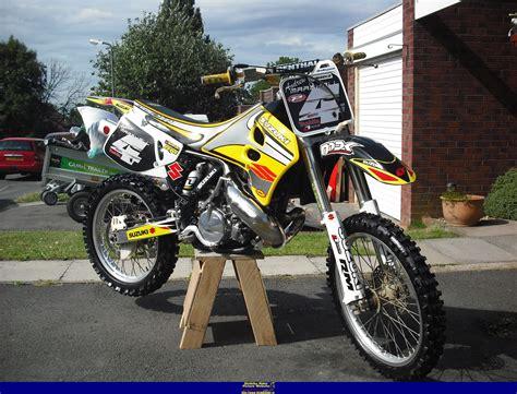 1995 Suzuki Rm250 Dirtbike Rider Picture Website