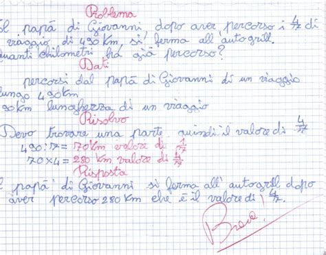 didattica matematica scuola primaria problemi con le